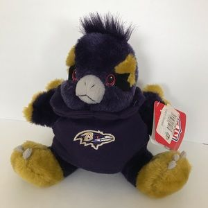 Baltimore Ravens 9' NFL Plush Mascot